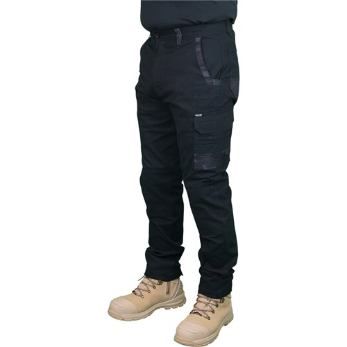 WORKIT® Stretch Canvas Cargo Pants