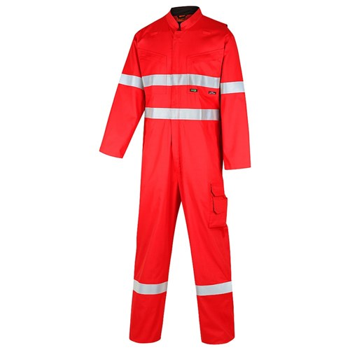 FLARX PPE1 FR Inherent 155gsm Vented Taped Coverall